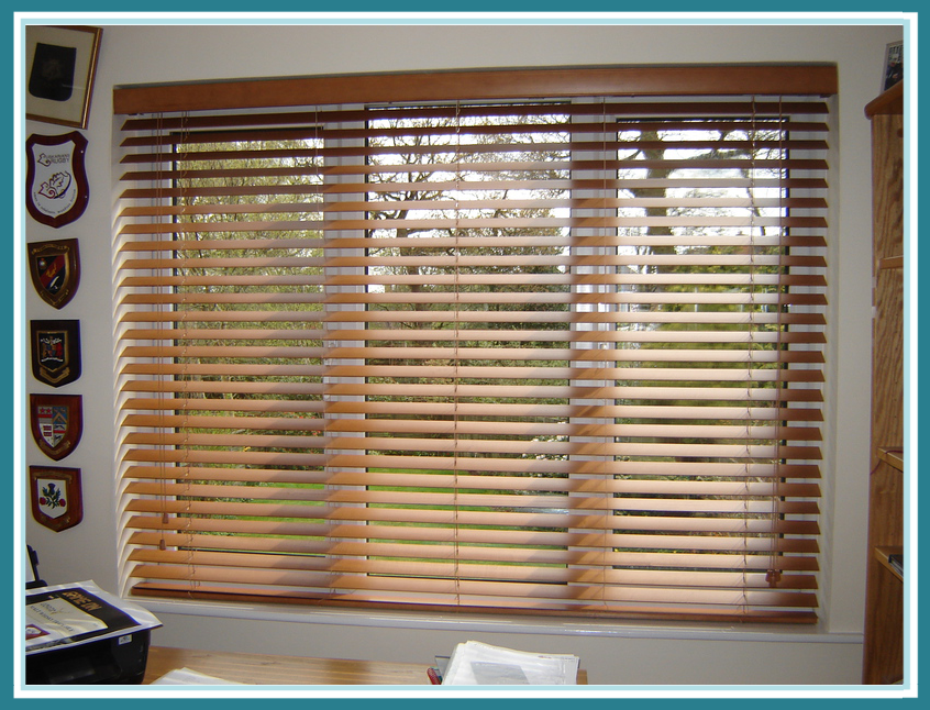 we do all kinds of blinds that are suitable for bathrooms this ...